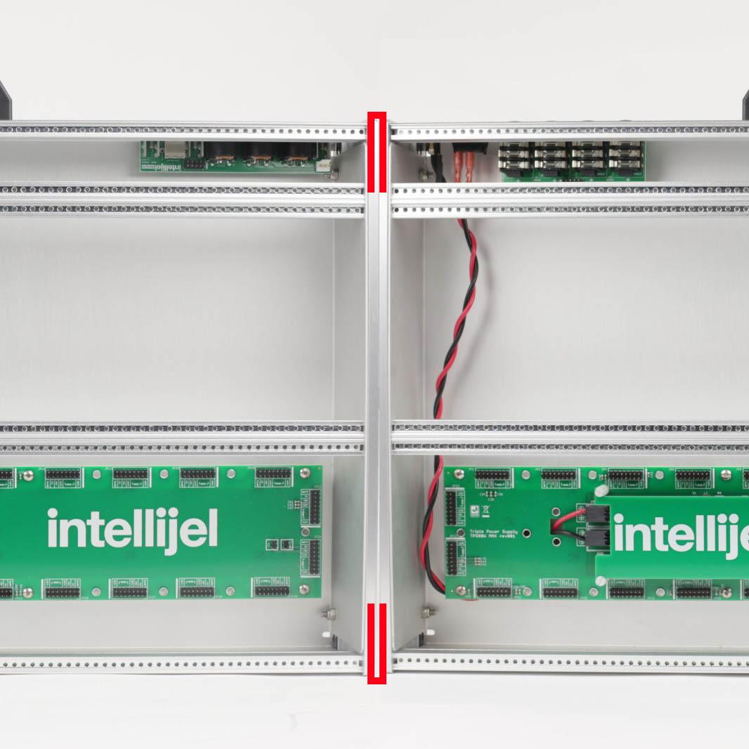 intellijel horizontal case joiners